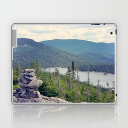 inukshuk - Parc National de la Gaspésie (Québec, Canada) Laptop & iPad Skin