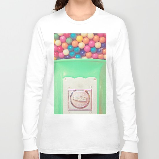 Happy Bubblegum Long Sleeve T-shirt