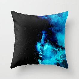 Liquid Infinity Throw Pillow