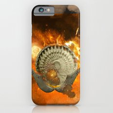 Shield with sword  iPhone 6s Slim Case
