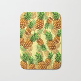 Pineapple Party Bath Mat