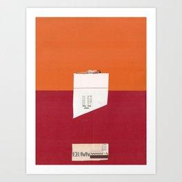 Index (2) Art Print