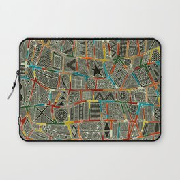 ESHE charcoal Laptop Sleeve