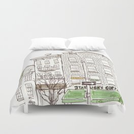 Cobble Hill Duvet Cover