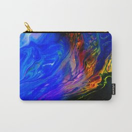 Abstract Layered Beautiful Carry-All Pouch