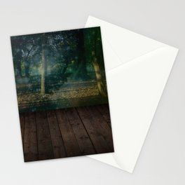 Mystic Garden Stationery Cards