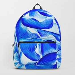 Turquoise in Bloom Backpack