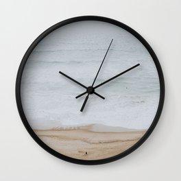 seashore iii / california Wall Clock