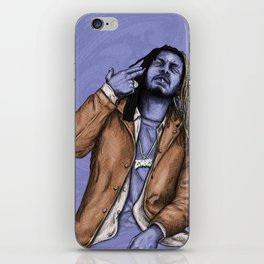Meechy Darko. iPhone Skin