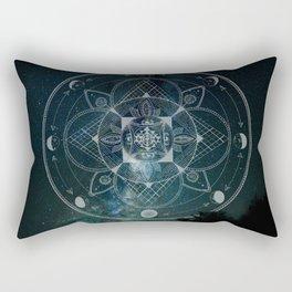 Starcode Rectangular Pillow