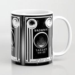 Ben-Day Kodak Brownie Camera  Coffee Mug