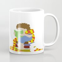 read Mugs featuring Read by AlohaMinty