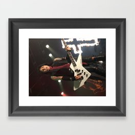 Ashley Purdy 002 Framed Art Print