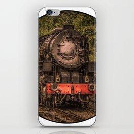 Steam Train iPhone Skin