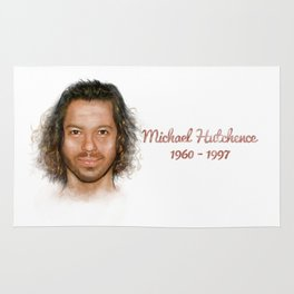 Michael Hutchence  Rug