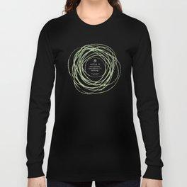 Nothingness Long Sleeve T-shirt
