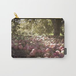 Under the Apple Tree Carry-All Pouch