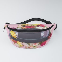 Beautiful video tape in pink Fanny Pack