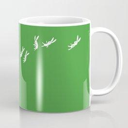 Escape from the dandeLION Coffee Mug