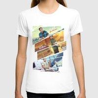 gta v T-shirts featuring Breaking Bad mashup GTA V  by Akyanyme