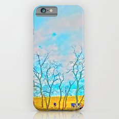 Blue Light Farm Slim Case iPhone 6s
