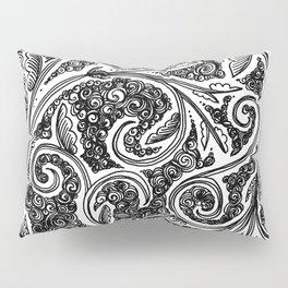 A Floral Rhapsody Pillow Sham