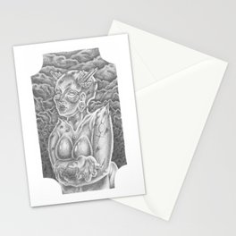 Devil's Little Sister Stationery Cards