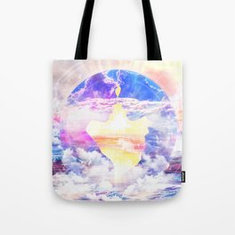 Artistic - XXII - Love and Happiness Tote Bag