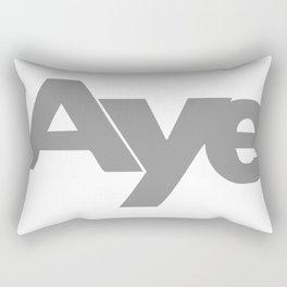 Aye Rectangular Pillow