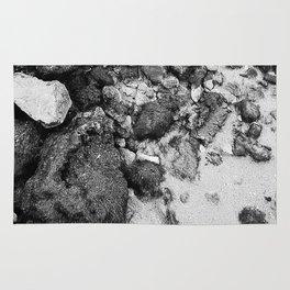 Bed of rocks Rug