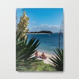 Shoal Bay, NSW Metal Print