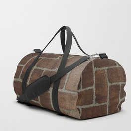 Brick Pattern in Spain Duffle Bag