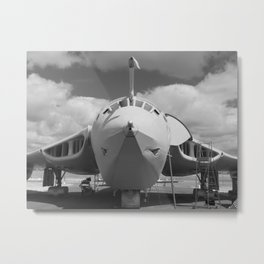 Victor aircraft lusty lindy Metal Print