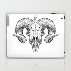 Skull Sketch Laptop & iPad Skin