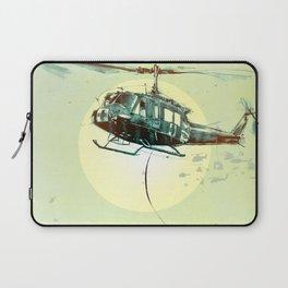 """Glue Network Print Series """"Emergency Relief"""" Laptop Sleeve"""