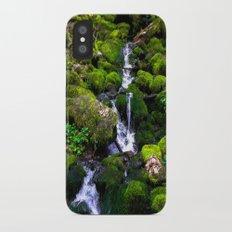 Trickle Down iPhone X Slim Case