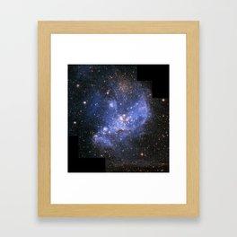 Infant Stars Framed Art Print