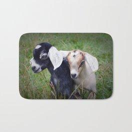 Playing Goats Bath Mat