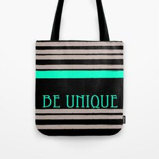 Be Unique Tote Bag