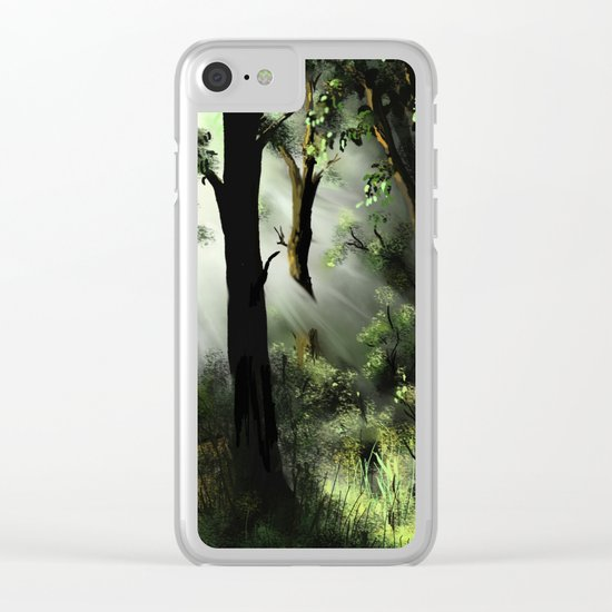 Morning Clear iPhone Case