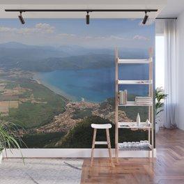 Akyaka and The Bay Of Gokova Photograph Wall Mural