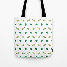 Durian - Singapore Tropical Fruits Series Tote Bag
