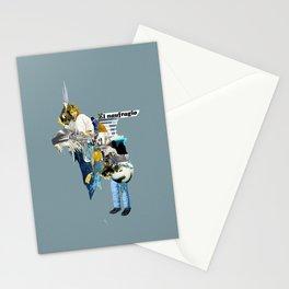 El Naufragio Stationery Cards