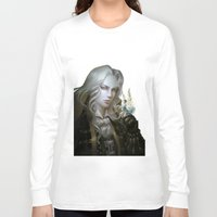 castlevania Long Sleeve T-shirts featuring Alucard. Castlevania Symphony of the Night by Nell Fallcard