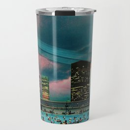 Evening Swim Travel Mug