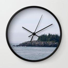 Maine Wall Clock