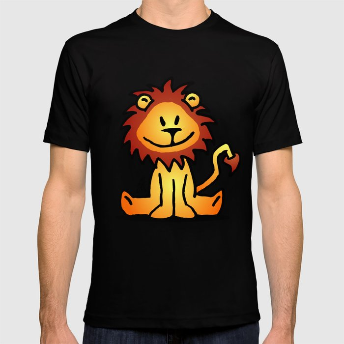 Cute little lion T-shirt