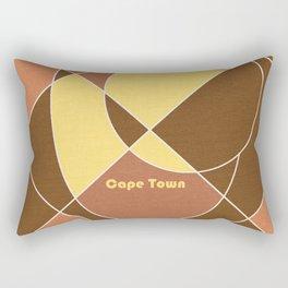 Cape Town Mosaic Rectangular Pillow