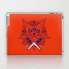 Hell Kitten Laptop & iPad Skin