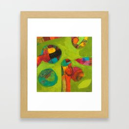 Chaos Contained 2 Framed Art Print